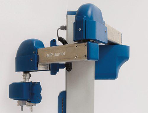 Découvrez MIP et son bras robotique JUNIOR 300, notre nouvelle offre partenaire